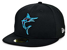 New Era Miami Marlins 2020 Batting Practice 59FIFTY-FITTED Cap