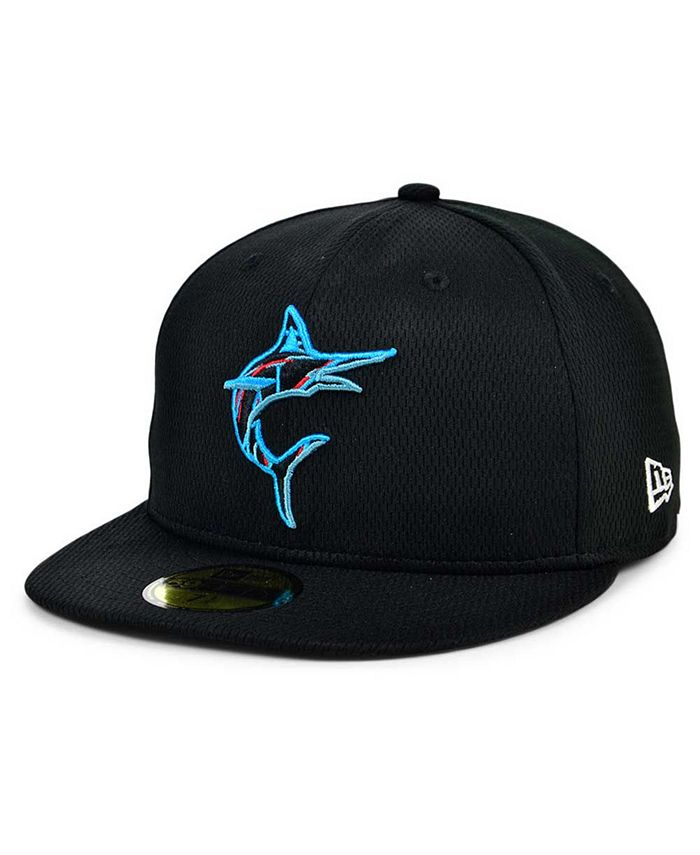New Era - Miami Marlins 2020 Batting Practice 59FIFTY-FITTED Cap