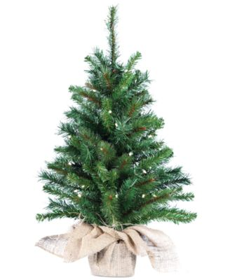 Artificial Christmas Trees & Pre Lit Trees - Macy's