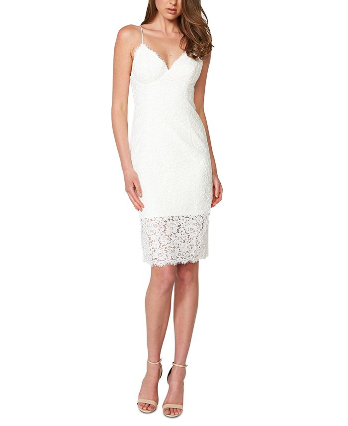 Bardot - Sienna Lace Sheath Dress