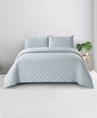 Hadley Pasha Full/Queen 3PC Quilt Set