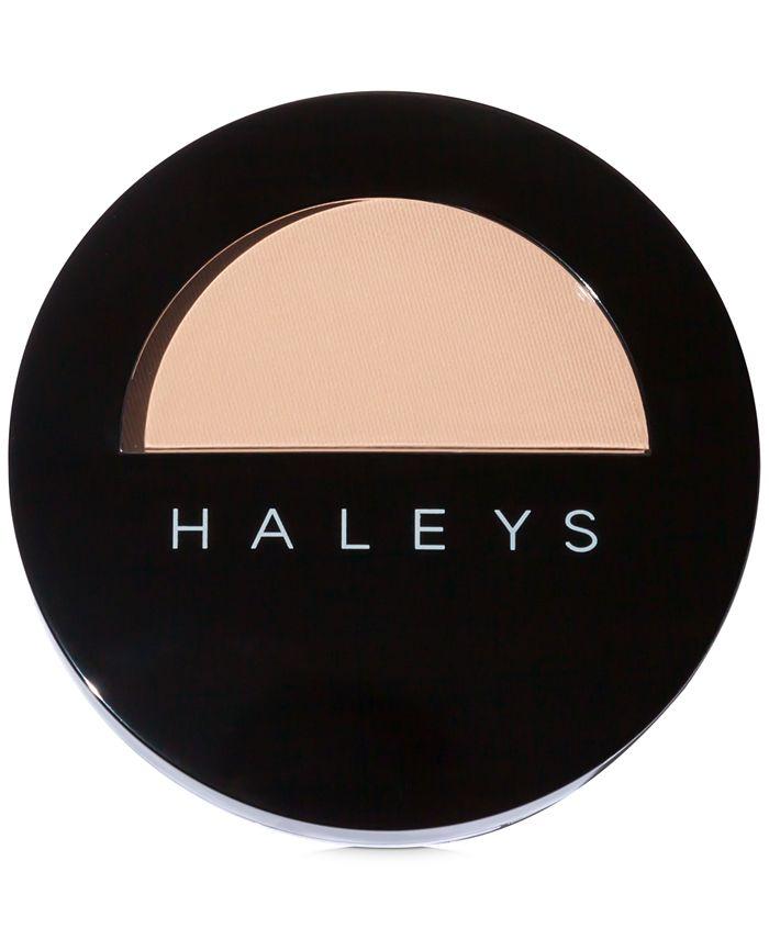 HALEYS Beauty - Haleys Beauty RE:COVER Pressed Powder Foundation