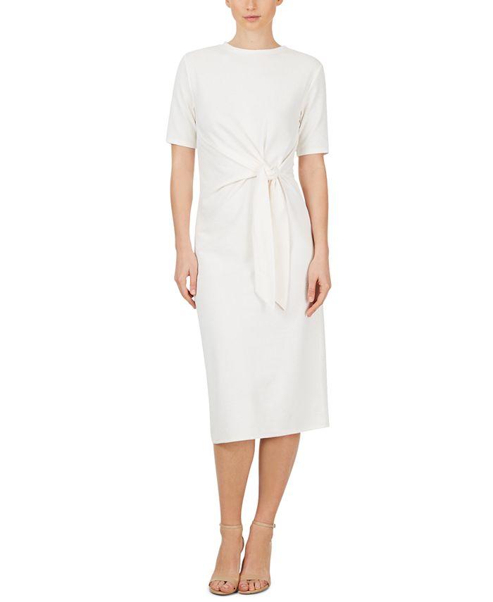 Adyson Parker - Tie-Waist Midi Dress