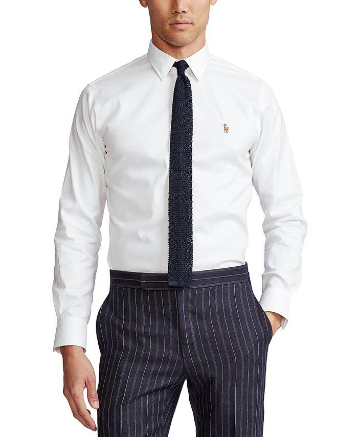 Men's Estate Classic/Regular Fit Oxford Dress Shirt