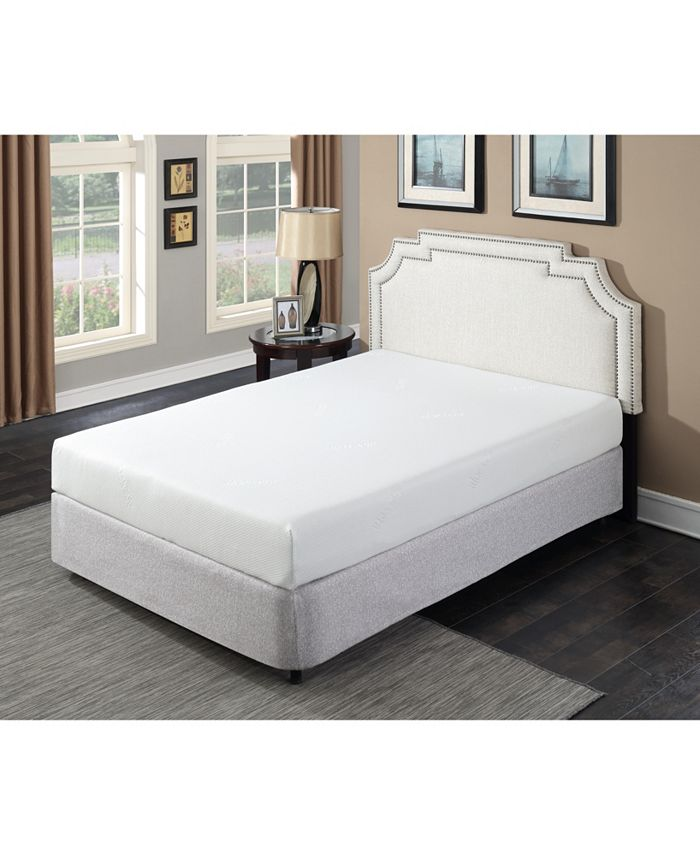 "Primo International - Primo Divine 8"" Gel Memory Foam Extra Firm Mattress - King"
