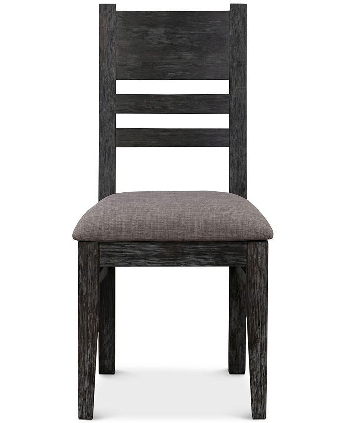 Furniture - Avondale Graphite Side Chair