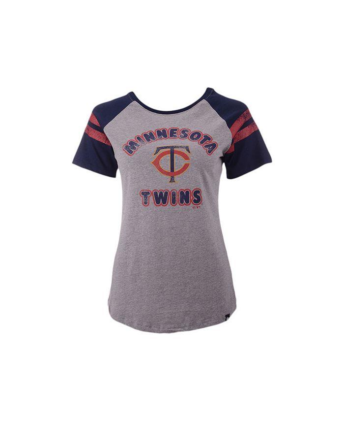 '47 Brand - Women's Fly Out Raglan T-Shirt