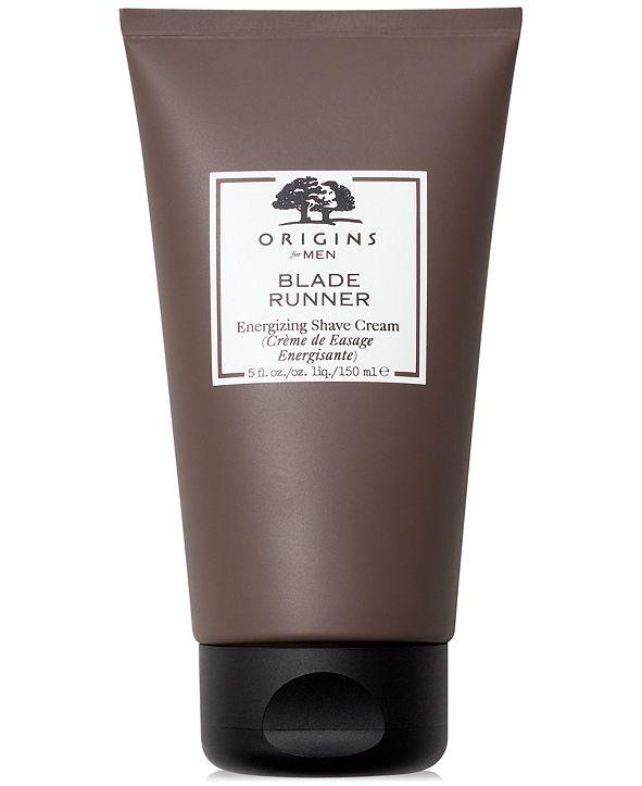 Origins Blade Runner® Energizing Shave Cream 5.0 oz.