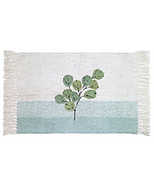 "Avanti Ombre Leaves Rug, 20"" x 30"""