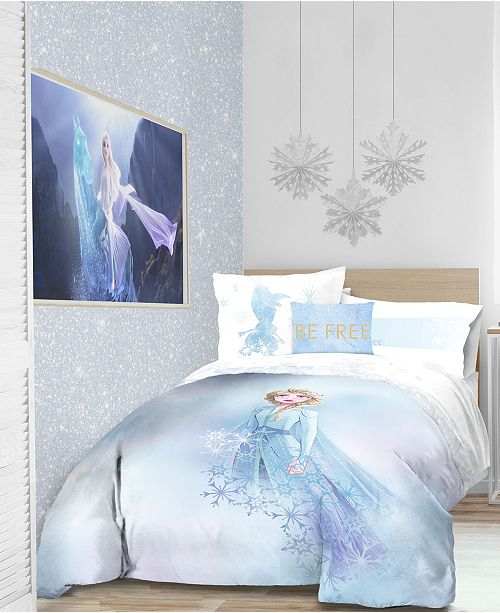 Disney Frozen 2 'Elsa Color block' 6pc Twin bed in a bag & Reviews