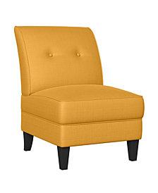 Handy Living George Armless Chair