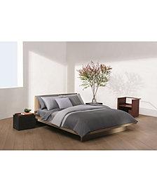 Calvin Klein Grid Formation Comforter Set, Full/Queen