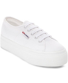 Superga Women's 2790 Acotw Platform Lace-up Sneakers