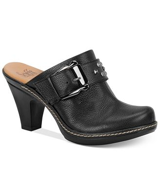 Sofft Daney Mules - Shoes - Macyu0026#39;s