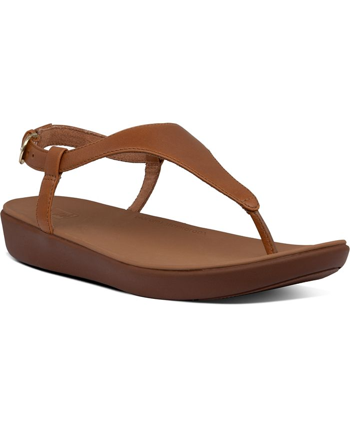 FitFlop - Lainey T-Strap Slingback Thong Sandals