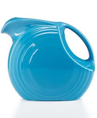 Fiesta® Large Disk Pitcher, 67.25 oz.