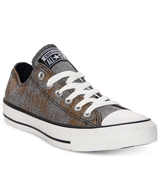 Converse Women S Shoes Chuck Taylor Ox Casual Sneakers