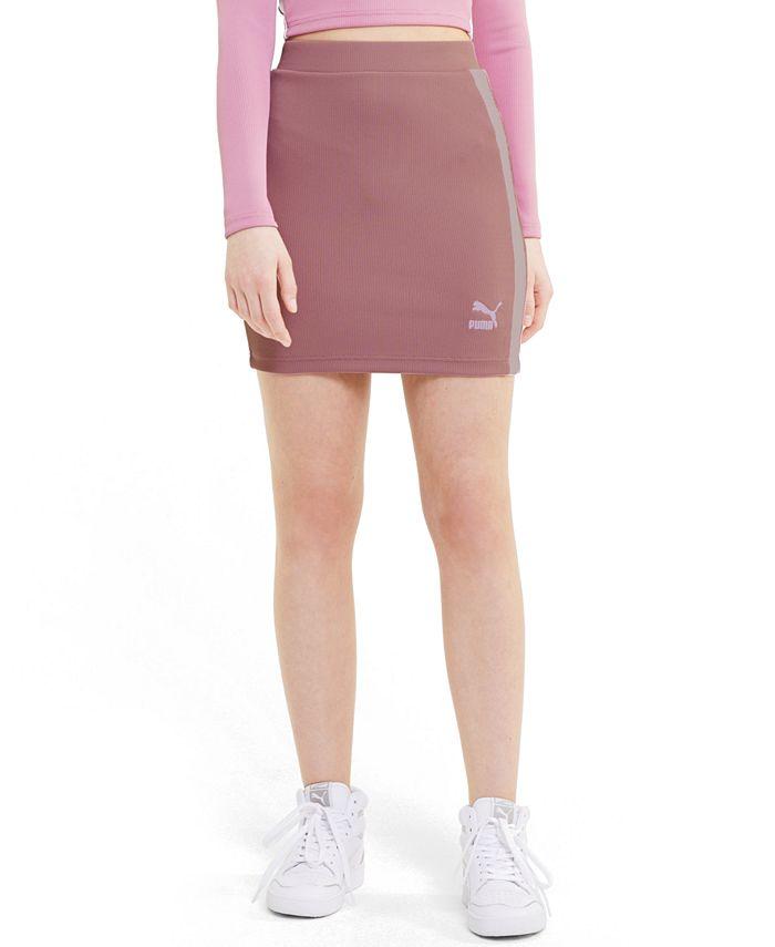 Puma - Classics Ribbed Skirt