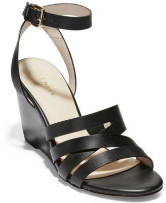 Cole Haan Women's Marieta Wedge Sandals
