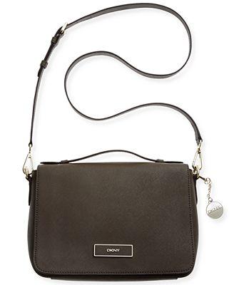 Dkny Handbag Saffiano Flap Shoulder Bag 62