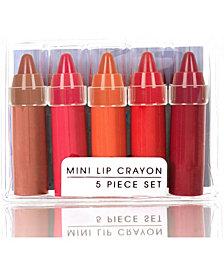 Created For Macy's Mini 5-Pc. Lip Crayon Set