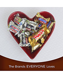 Mars Chocolate Favorites Minis Size Candy Bars Assorted Variety Mix Bag, 62.6 oz, 205 Pieces