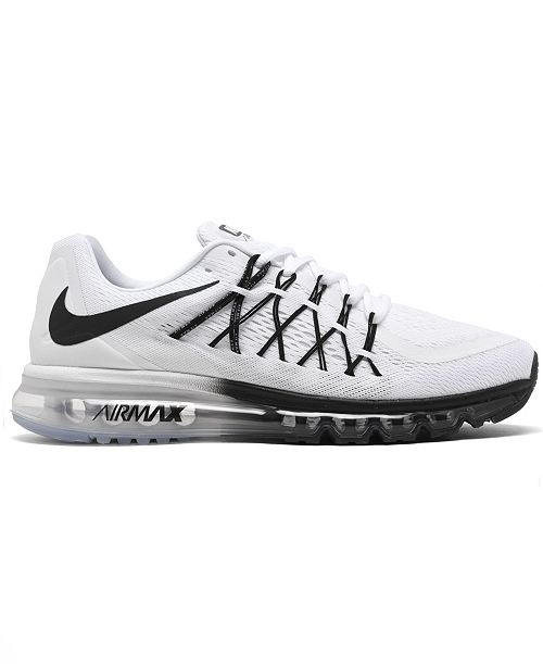 Men's Air Max 2015 Running Sneakers from Finish Line
