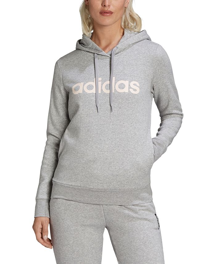 adidas - Essentials Linear Fleece Hoodie
