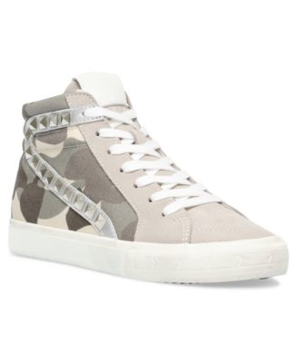 Tracey Studded High-Top Sneakers