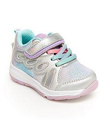 Stride Rite Toddler Girls SR Lighted Fly Away Athletic Shoe