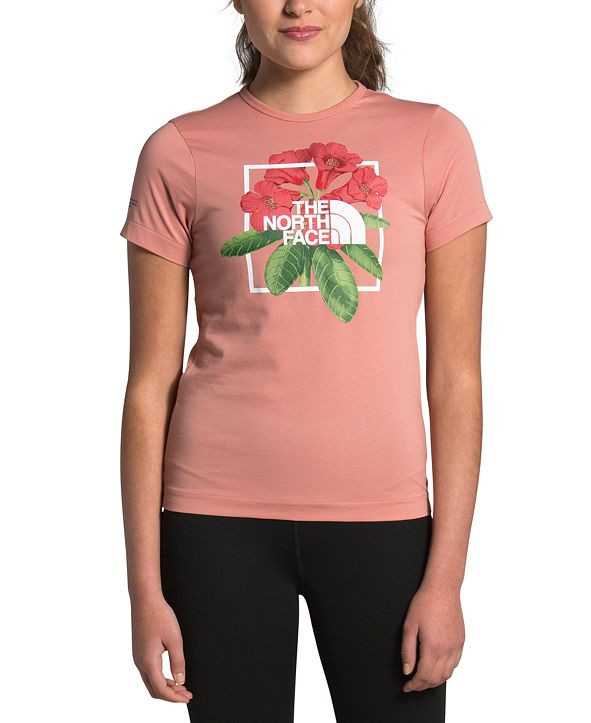 The North Face Women's Himalayan Graphic-Print T-Shirt