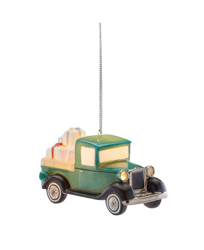 Lenox - Light-Up Vintage Truck Ornament