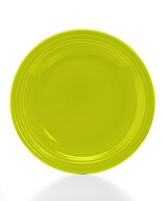 "Fiesta Lemongrass 10.5"" Dinner Plate"