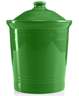 Fiesta Shamrock Medium Canister