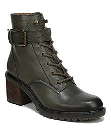 Zodiac Gemma Mid Shaft Lug Sole Boots