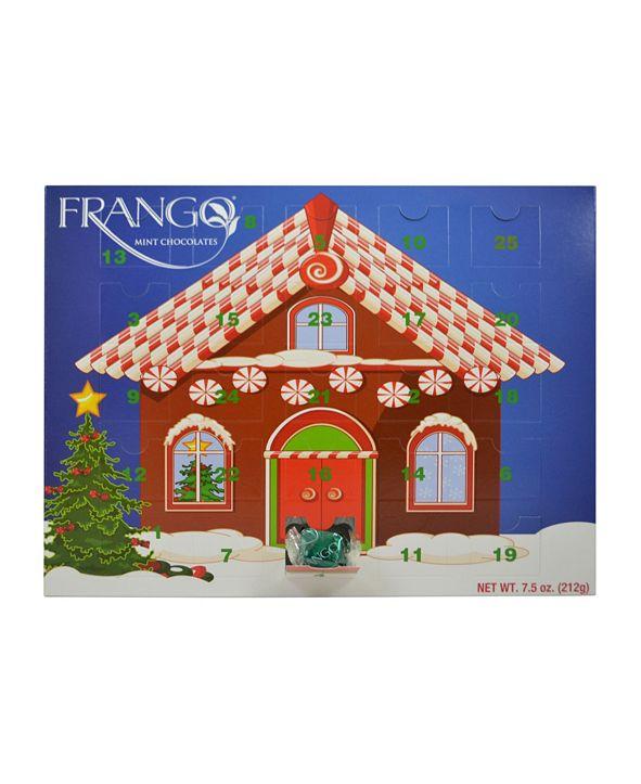 Frango Chocolates Advent Calendar Chocolates