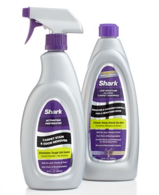 Shark 2 Piece Hard Floor Cleaning Solution Amp Microfiber