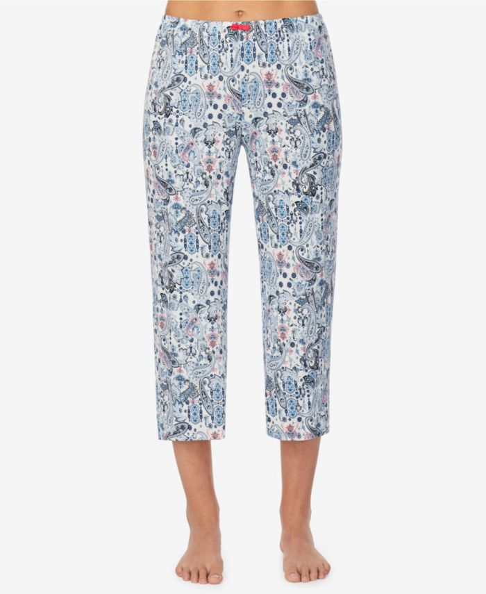 Ellen Tracy Women's Cropped Pajama Pant & Reviews - Bras, Panties & Lingerie - Women - Macy's