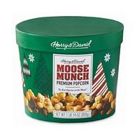 Harry & David Moose Munch 30oz Milk Chocolate, Dark Chocolate and Caramel Drum