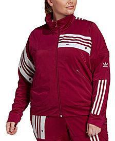 adidas Originals Plus Size Daniëlle Cathari Track Jacket