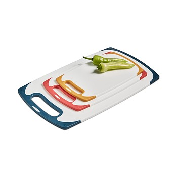 Art & Cook 3-Pieces Cutting Board Set