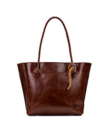 Patricia Nash Leather Eastleigh Tote