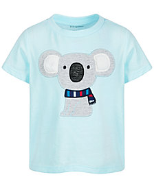 First Impressions Baby Boys Koala Cotton T-Shirt, Created for Macy's