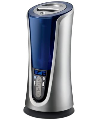 Homedics UHE-WM85 Cool & Warm Mist Ultrasonic Humidifier