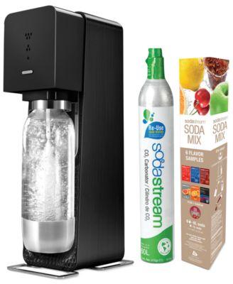 SodaStream Source Soda Maker Starter Kit