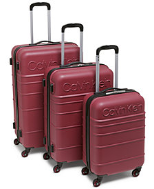 Calvin Klein Fillmore 3-Pc. Hardside Luggage Set