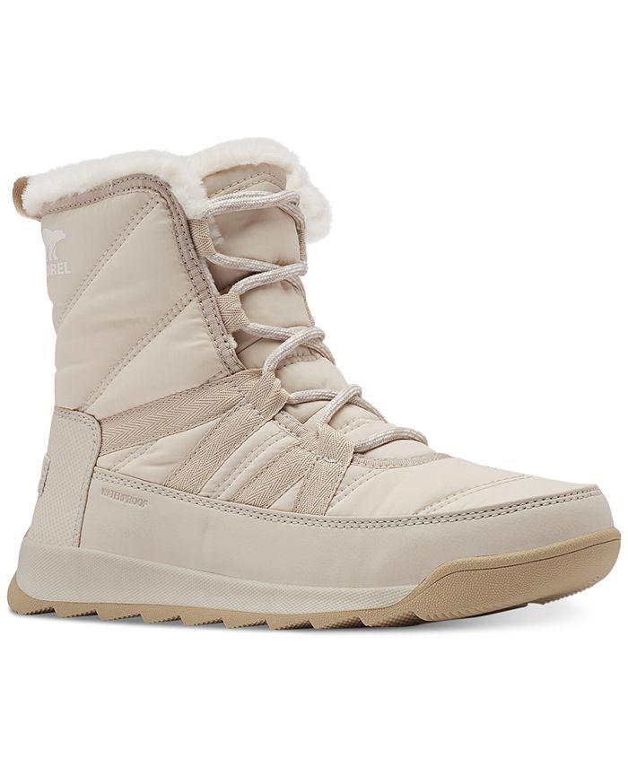 Sorel - Women's Whitney II Lace-Up Boots