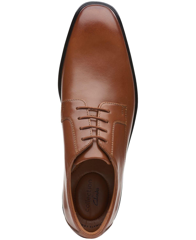 Clarks Men's Bensley Lace Oxfords & Reviews - All Men's Shoes - Men - Macy's