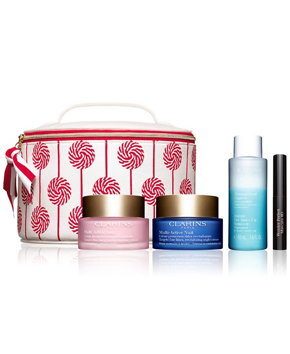 Clarins 5-Pc. Multi Active Luxury Collection