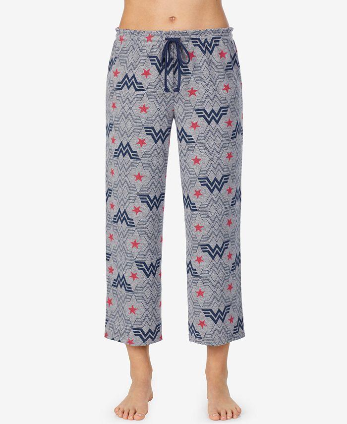 Wonder Woman - Capri Pajama Pants